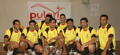 Volly Ball Tournament-2011 